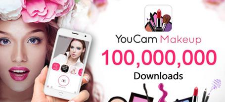 اپلیکیشن YouCam Makeup Makeover Studio برای اندروید