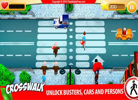 بازی Crosswalk Traffic برای کامپیوتر