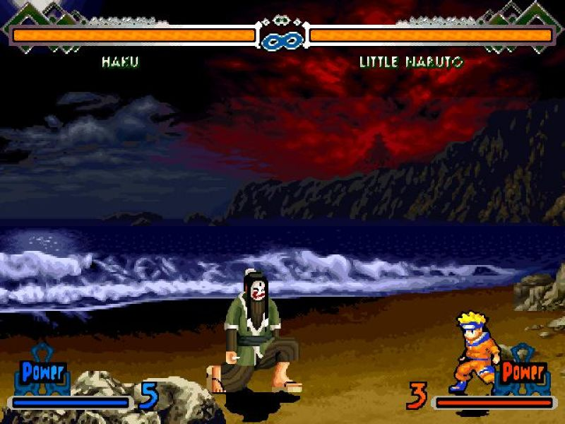 بازی اکشن Naruto the Way of the Ninja برای کامپیوتر