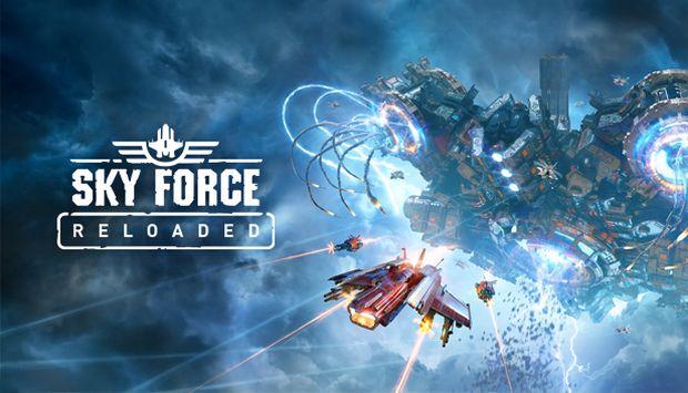 بازی Sky Force Reloaded برای کامپیوتر