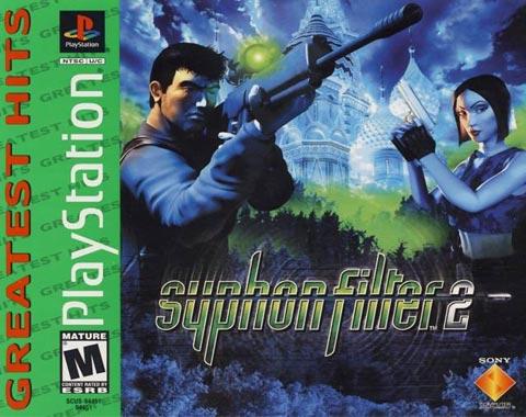 بازی Syphon Filter 2 برای کامپیوتر
