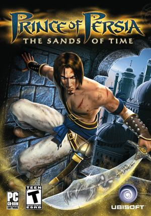 بازی Prince of Persia The Sands of Time برای کامپیوتر