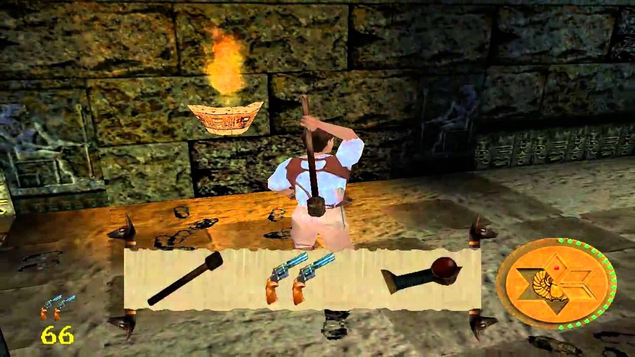 بازی The Mymmy 1 برای کامپیوتر