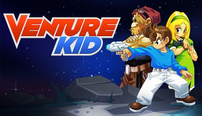 بازی Venture Kid برای کامپیوتر