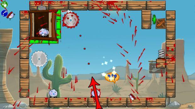 بازی Cute Things Dying Violently برای کامپیوتر