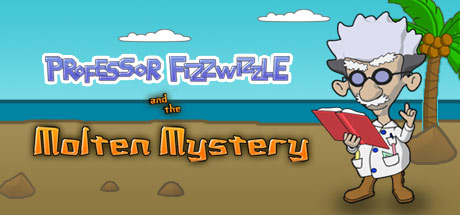 بازی Professor Fizzwizzle and the Molten Mystery برای کامپیوتر