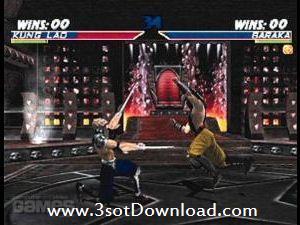 Mortal Kombat 4 - Screenshot 2
