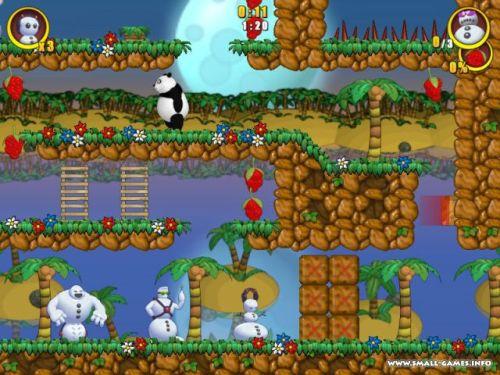 Lost Snowmen Special Edition Screenshot