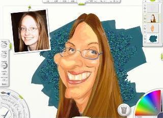 نرم افزار تبدیل عکس به کاریکاتور
