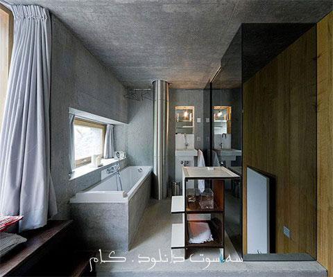 خانه ای رویایی در سوئیس