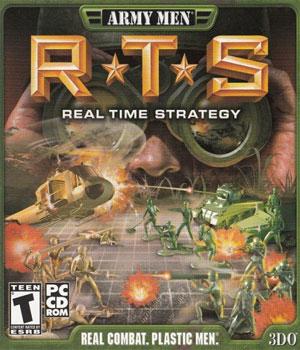 بازی Army Men RTS