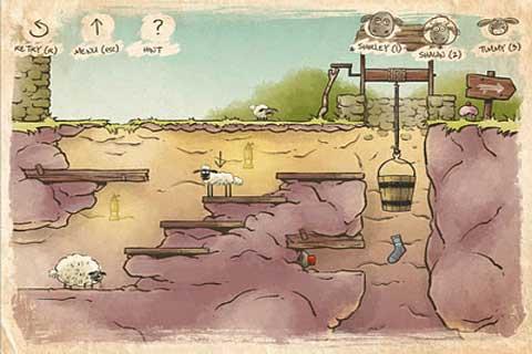 Home Sheep Home 2 - Screenshot 2