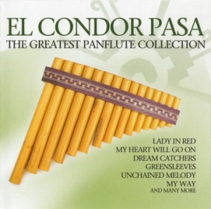 Nazca - El Condor Pasa