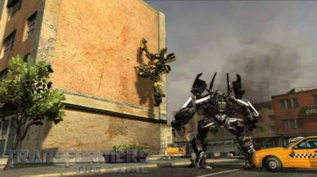 Transformer The Game - screenshot