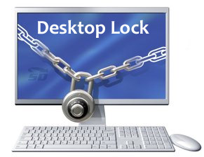 نرم افزار قفل دسکتاپ Desktop Lock 7.3