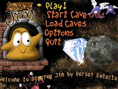 بازی کامپیوتری Digging Jim