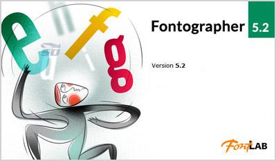نرم افزار طراحی فونت Fontographer
