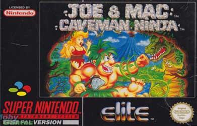 بازی Caveman Ninja