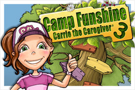 Camp Funshine: Carrie the Caregiver 3