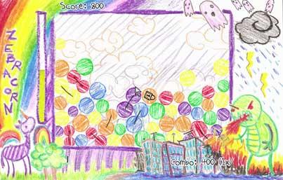 Crayon Ball PC Game