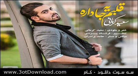 سعید کرمانی - قلبم یه جا داره