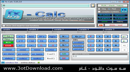 fx-Calc