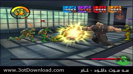 TMNT 2 Battle Nexus PC Game