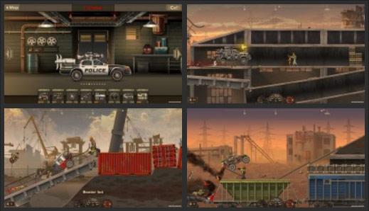 Earn to Die 2 Screenshots