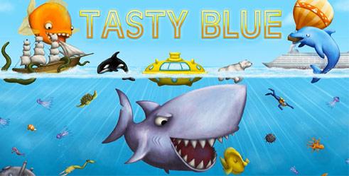 بازی Tasty Blue برای کامپیوتر
