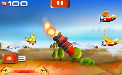 بازی نبرد هوایی Big Air War برای کامپیوتر