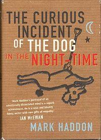رمان ماجرای عجیب سگی در شب اثر مارک هادون