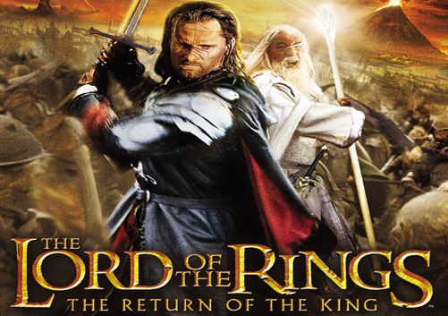 بازی Lord of the Ring The Return of the King برای کامپیوتر