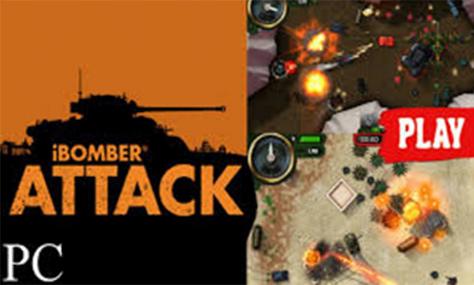 بازی iBomber Attack برای کامپیوتر