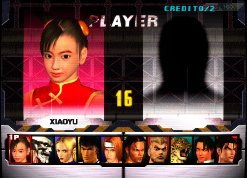 بازی تیکن 3 برای کامپیوتر