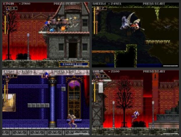 بازی Silver Nights Crusaders برای کامپیوتر