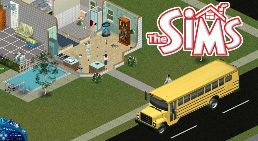 بازی The Sims 1 برای PC