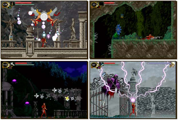 بازی Castlevania The Lecarde Chronicles برای PC
