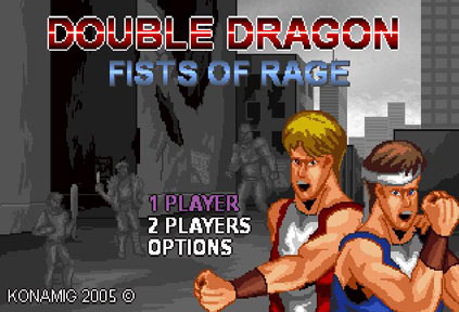 بازی Double Dragon Fists of Rage برای PC