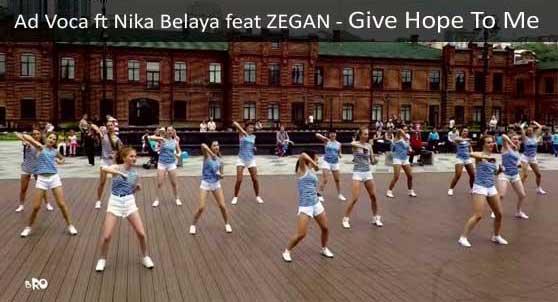 Ad Voca ft Nika Belaya feat ZEGAN - Give Hope To Me