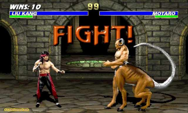 بازی Mortal Kombat 3 برای PC