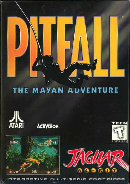بازی Pitfall: The Mayan Adventure برای PC